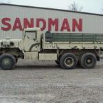 Ft Chaffee 2001 b Dump Truck
