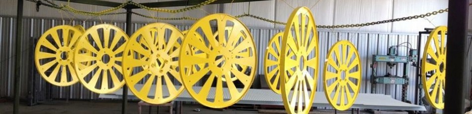 Powder Coating for Farm Equipment